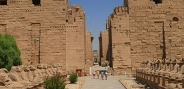 Over Day Tour Luxor from Hurghada Port